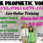 Prophetic Voice - Session 3