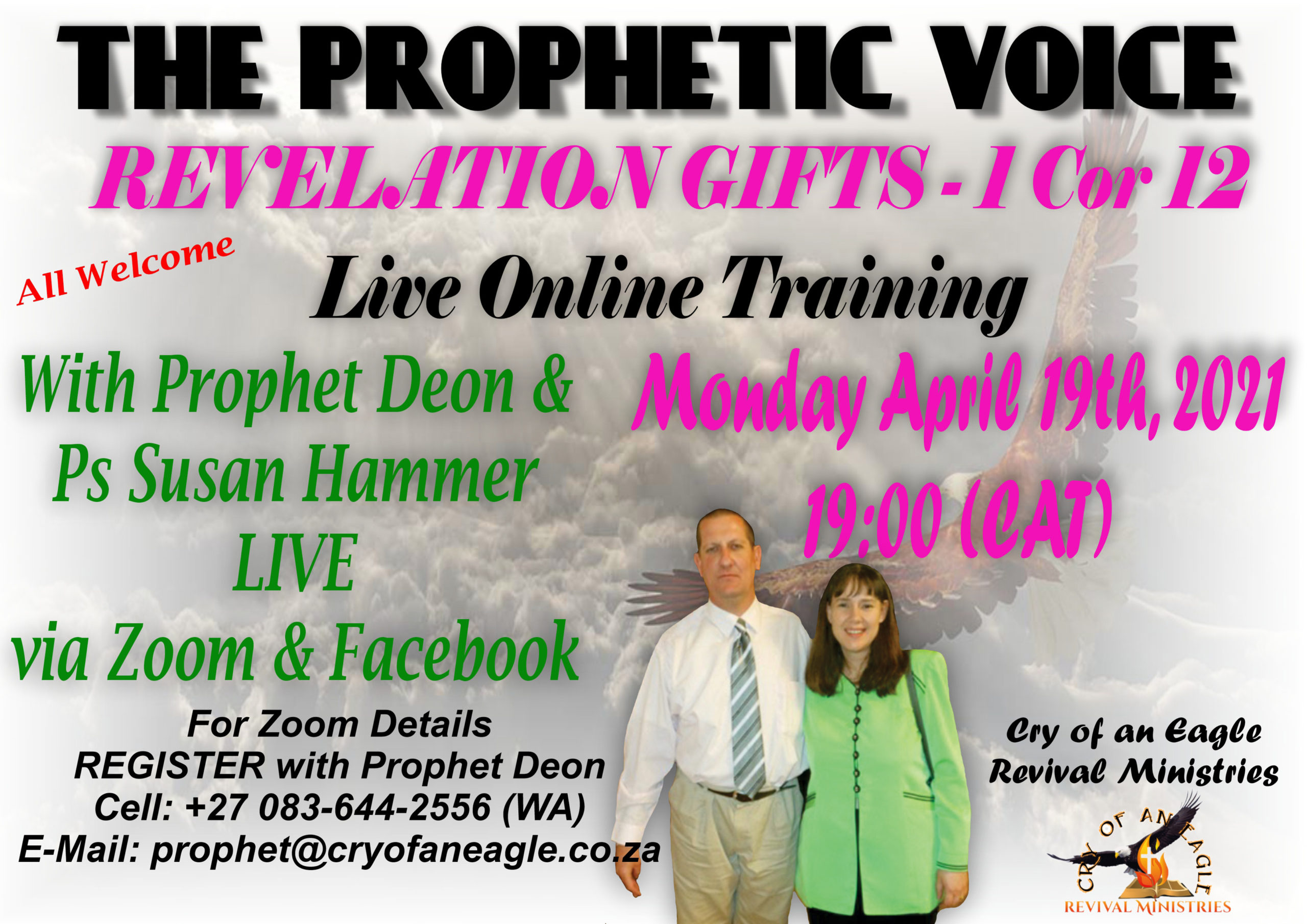 Prophetic Voice - Session 3