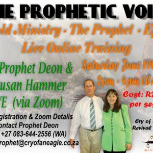 Prophetic Training Downloads